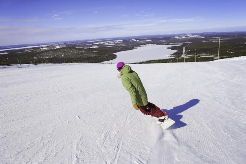 Conocer Finlandia y descubrir de Centro invernal Yllas