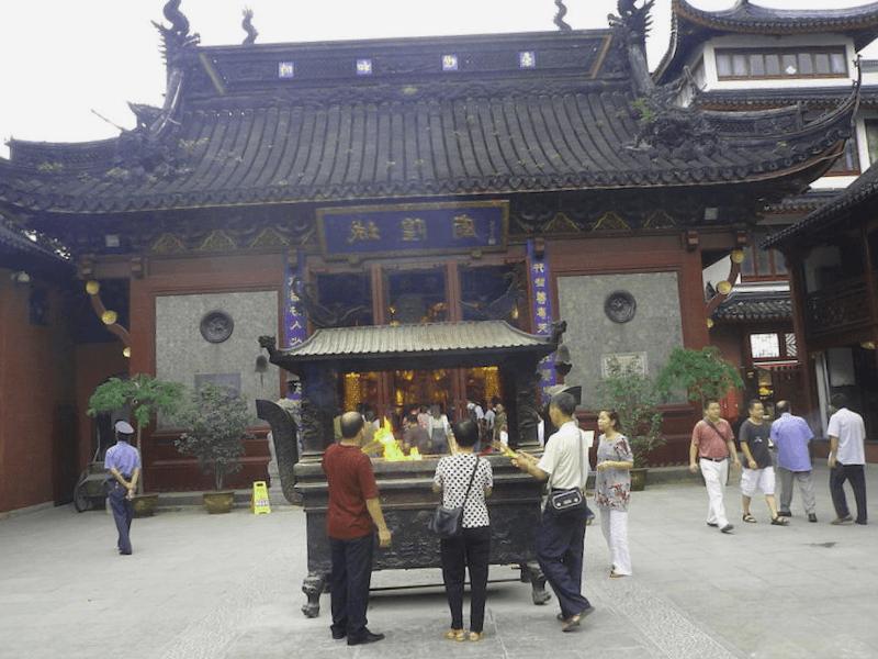 Visitar China y descubrir de City God Temple