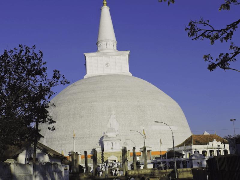 Que ver en Ciudad Santa de Anuradhapura