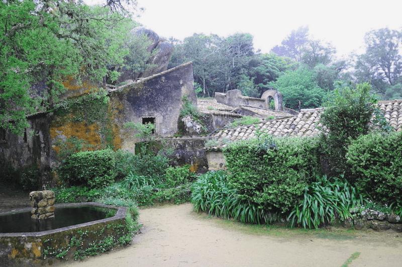 Ver Portugal y maravillarse de Convento dos Capuchos