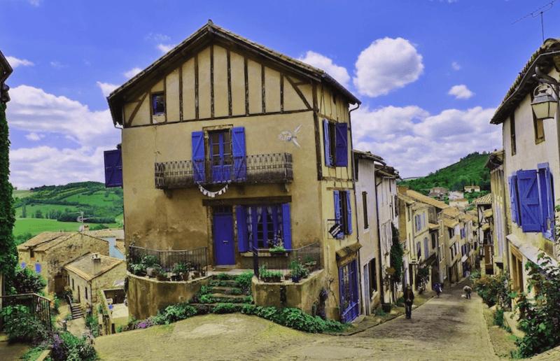 Visitar Cordes-sur-Ciel