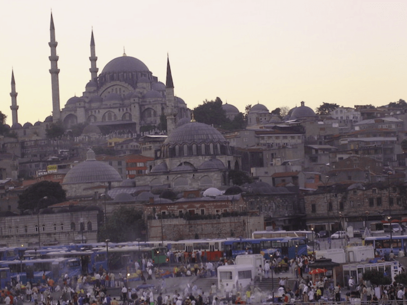 Ver Turquia y descubrir de Cuerno de Oro
