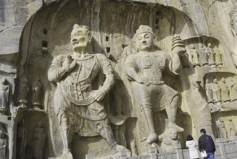 Visitar China y maravillarse de Cuevas de Yungang