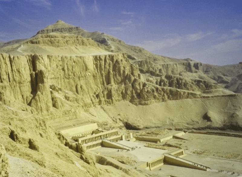 Conocer Egipto y descubrir de Deir El-bahari