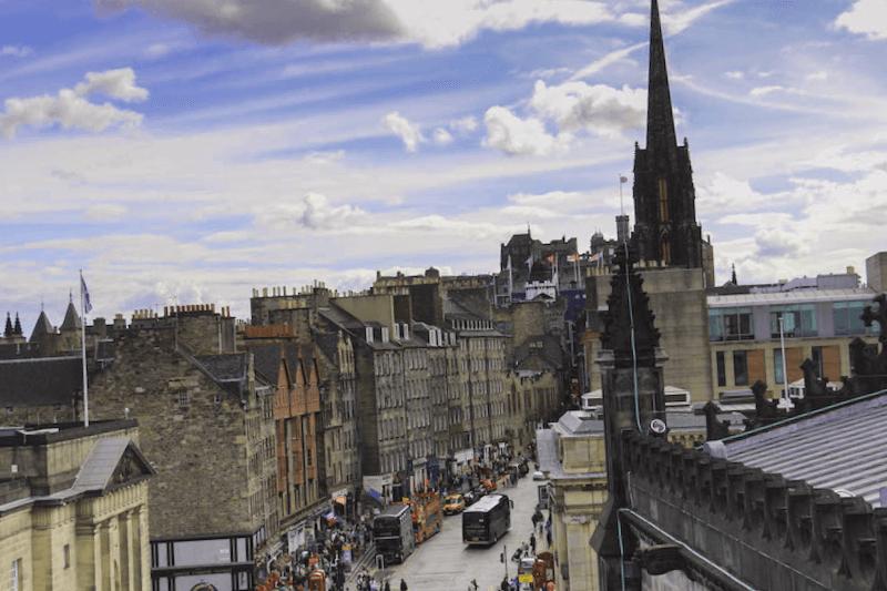 Edimburgo que descubrir