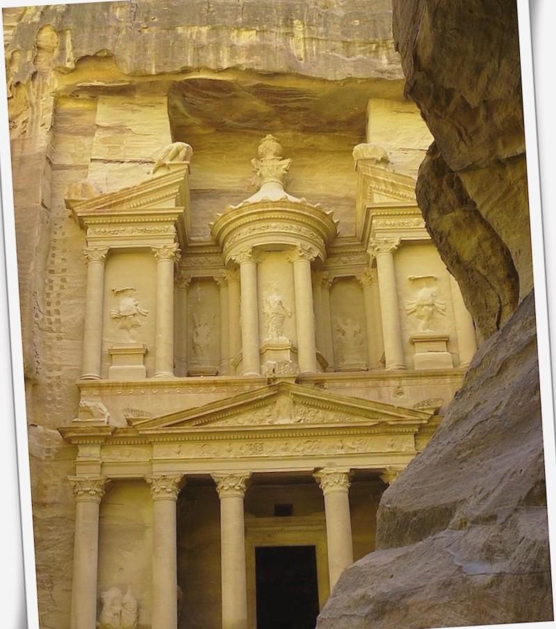 Ver Amman y descubrir de El Tesoro del Faraon