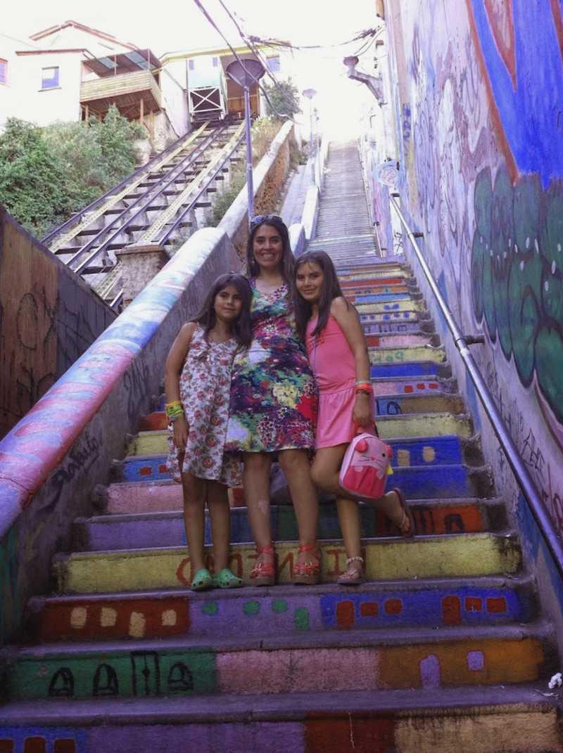 Ver y descubrir de Escaleras de Valparaiso