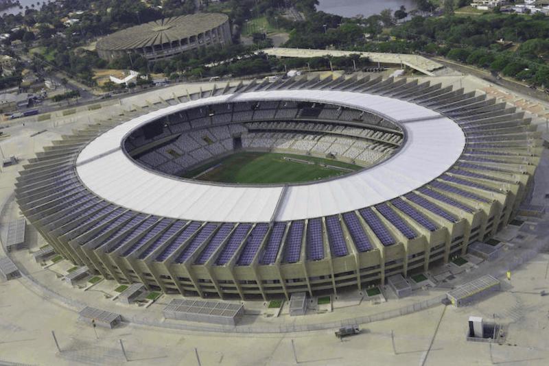 Estadio Mineirao que debemos ver