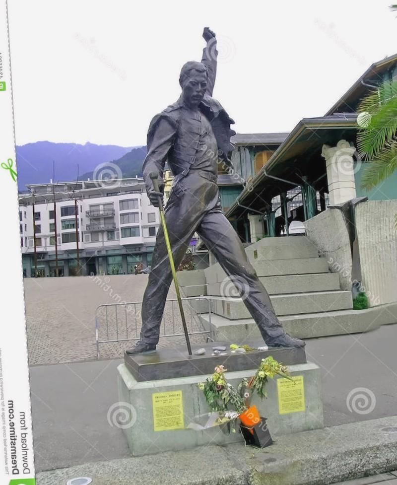 Que ver en Estatua de Freddie Mercury