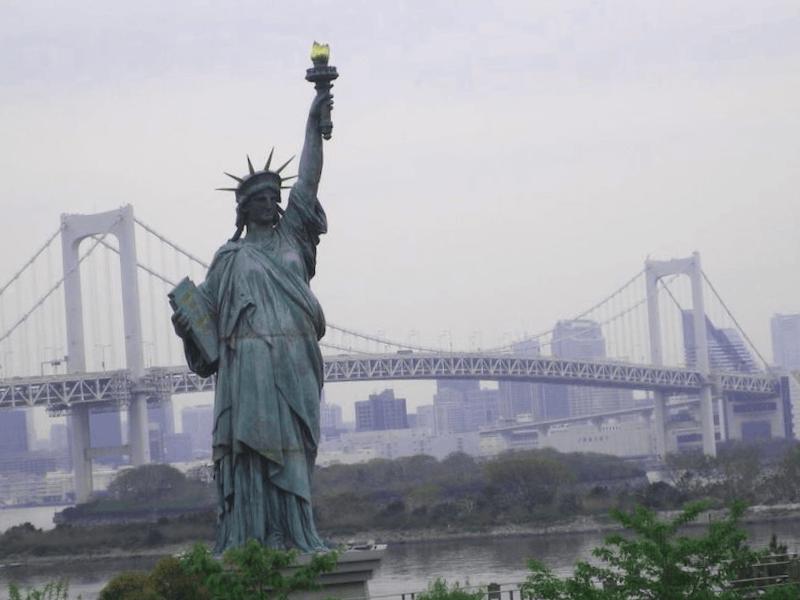 Conocer Estatua de la Libertad