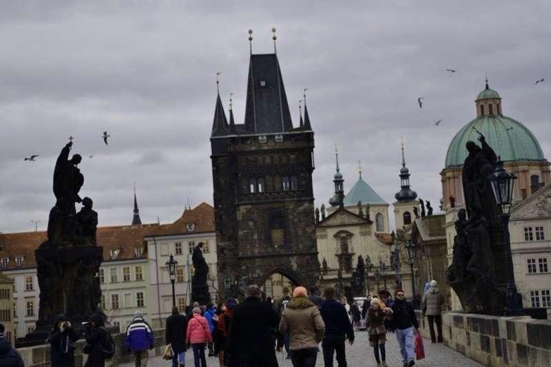 Ver Republica checa y maravillarse de Estatuas del Puente Carlos IV