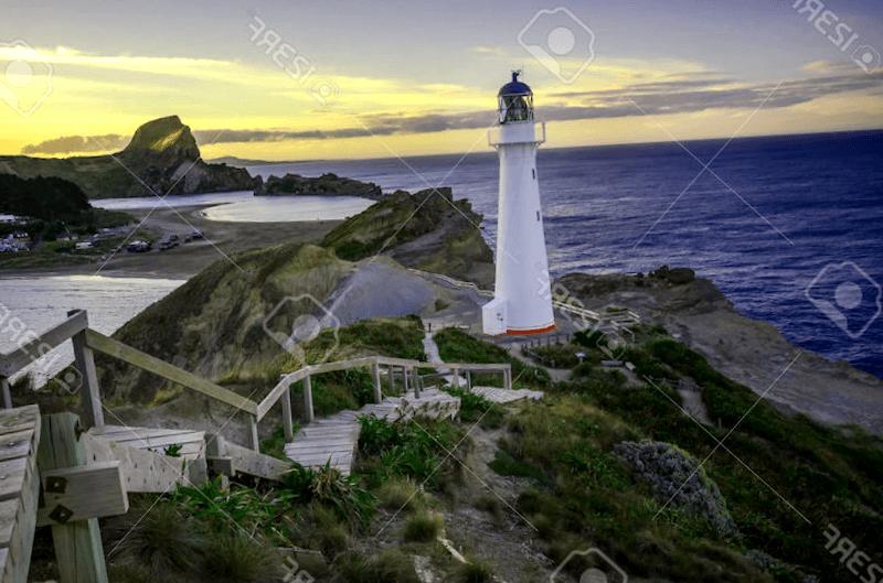 Faro Castlepoint que debemos ver