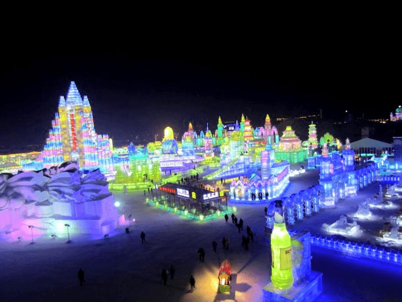 Que ver en Festival de Harbin