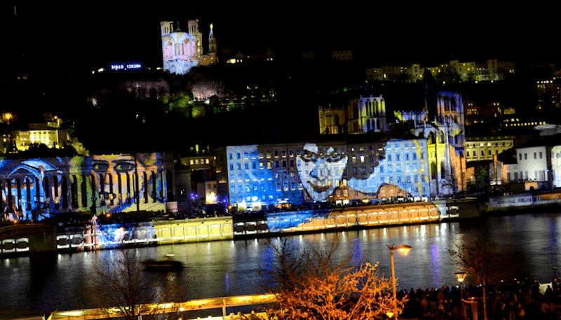 Fiesta de las Luces de Lyon que descubrir
