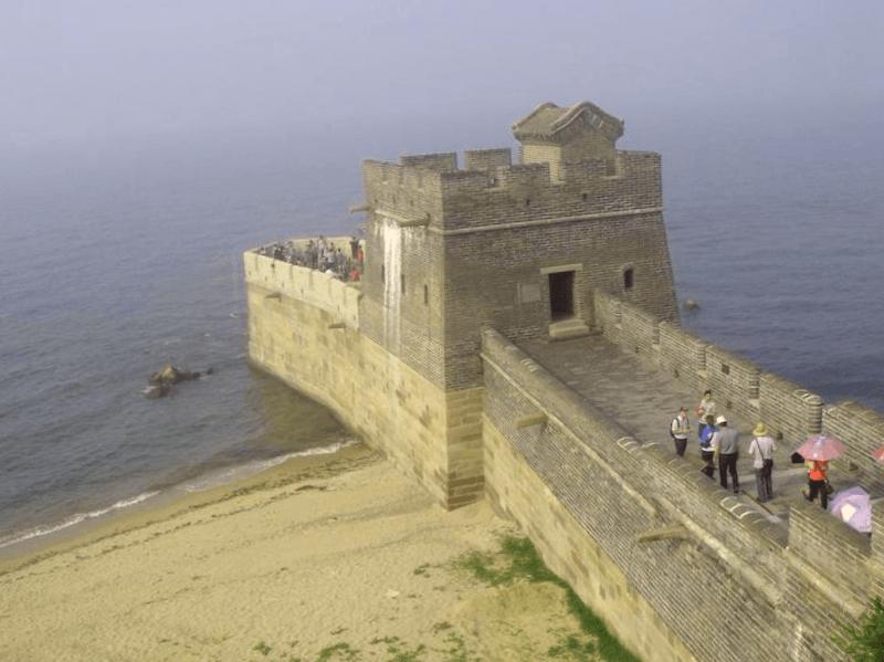 Final de la Muralla China que descubrir