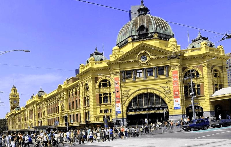 Que descubrir en Flinders Street Station
