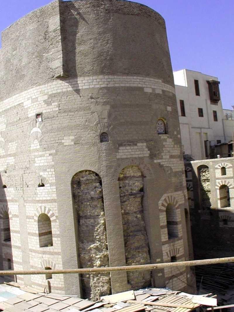 Visitar Egipto y descubrir de Fortaleza de Babilonia