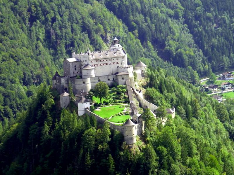 Visitar Fortaleza de Hohensalzbourg