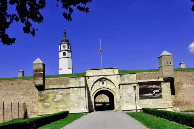 Visitar Fortaleza de Kalemegdan