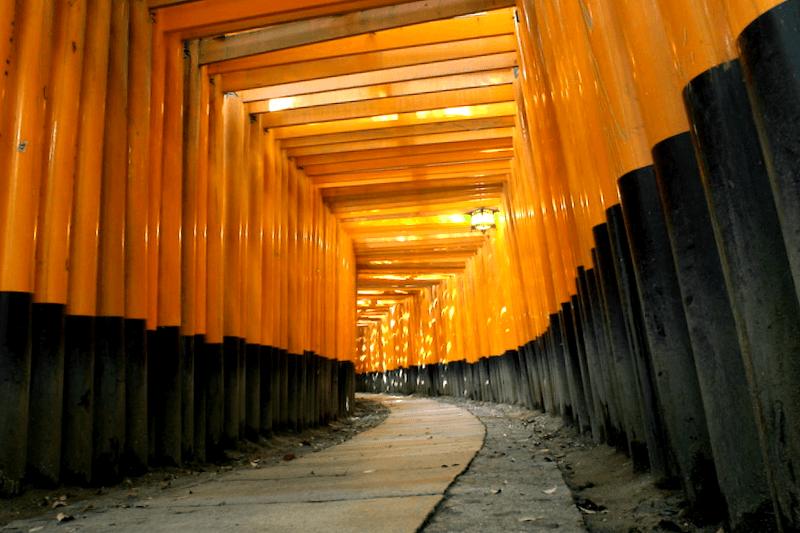 Fushimi Inari Taisha que debemos ver