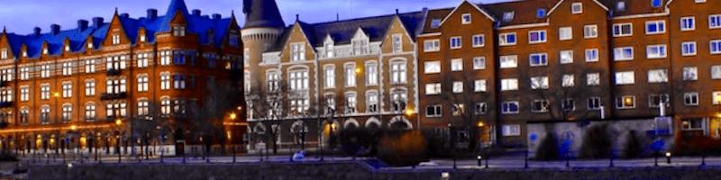 Ver Suecia y descubrir de Gavle