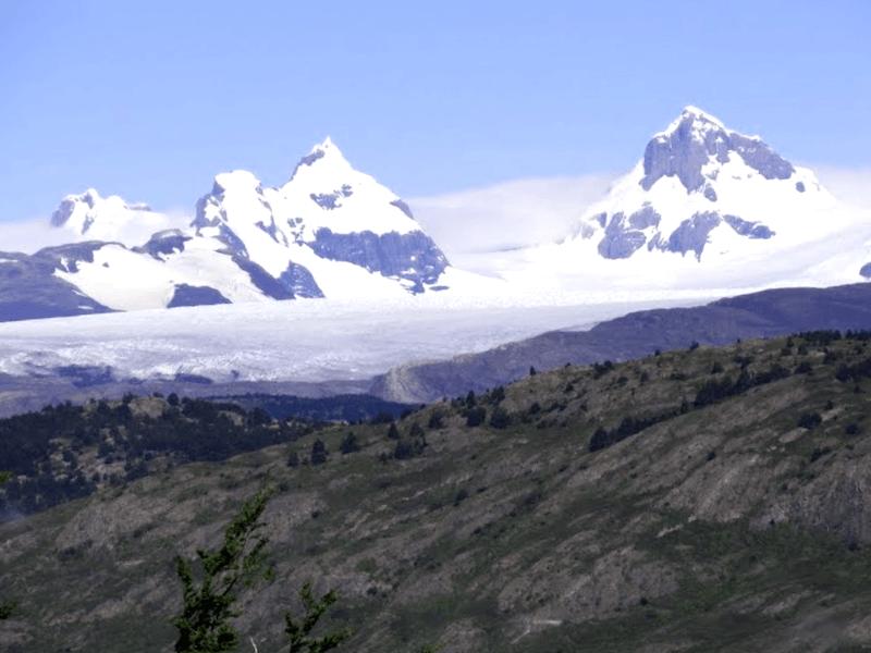 Glaciar Geike que ver