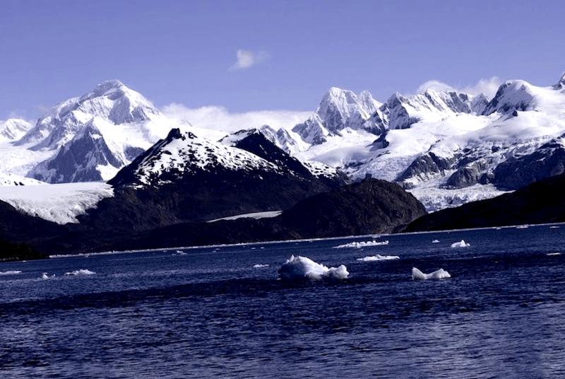 Glaciar Marinelli que visitar