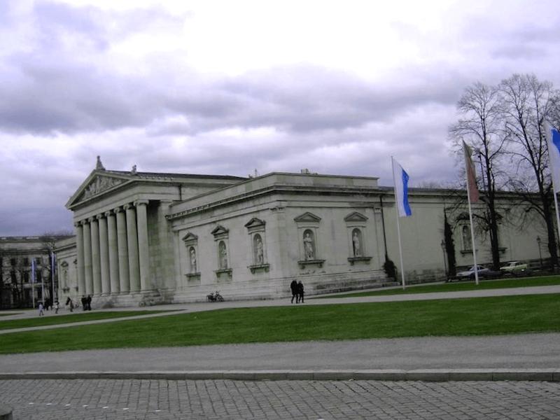 Visitar Gliptoteca de Munich