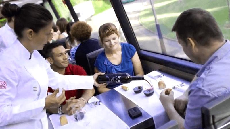 Conocer España y maravillarse de Gourmet Bus