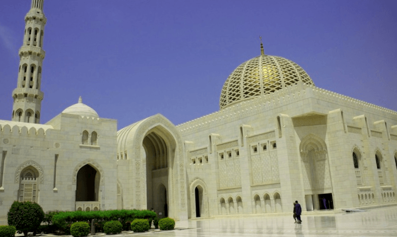 Gran Mezquita del Sultan de Qaboos que descubrir