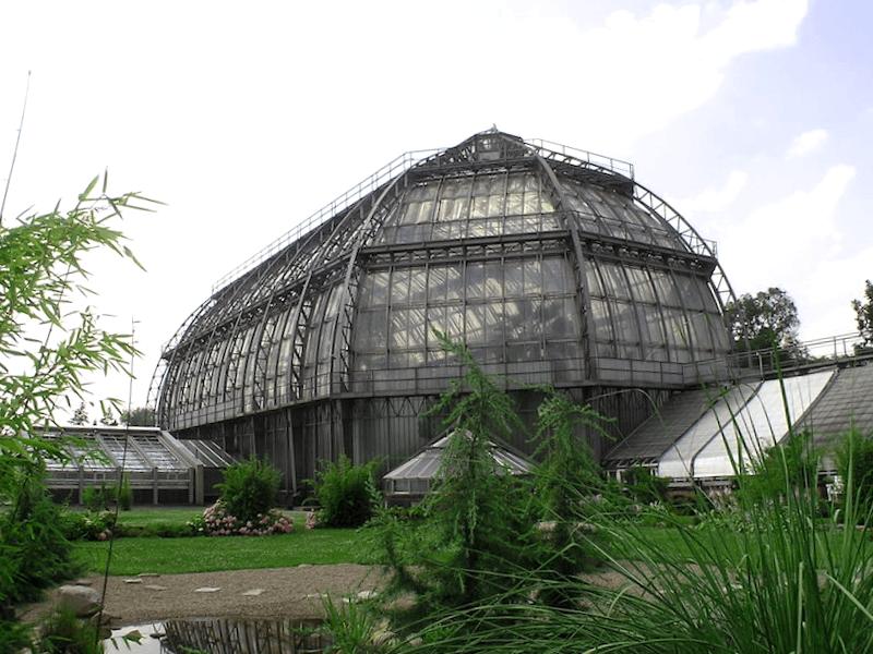 Que visitar en Grosse Tropenhaus