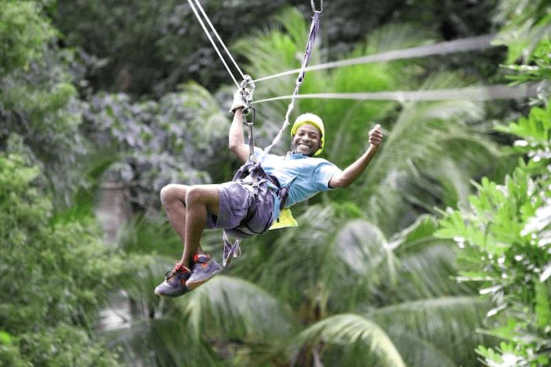Visitar Honduras y descubrir de Gumbalimba Park