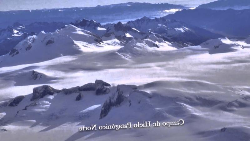 Visitar Chile y maravillarse de Hielo Patagonico Norte