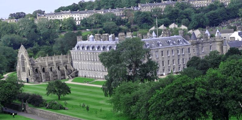 Que visitar en Holyrood Palace
