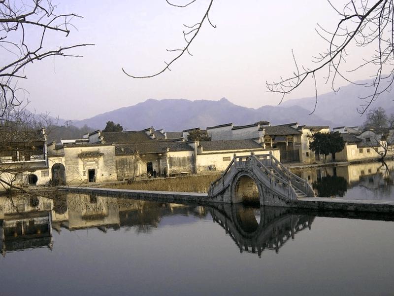 Ver China y descubrir de Hongcun