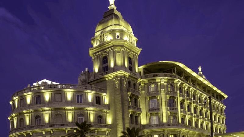 Conocer Uruguay y maravillarse de Hotel Carrasco