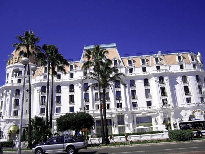 Conocer Francia y descubrir de Hotel Negresco
