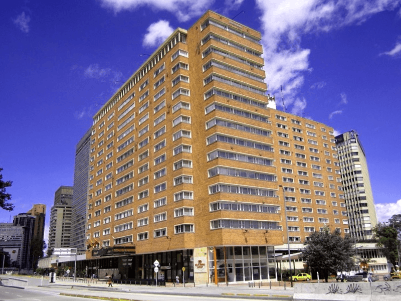 Hotel Tequendama que ver