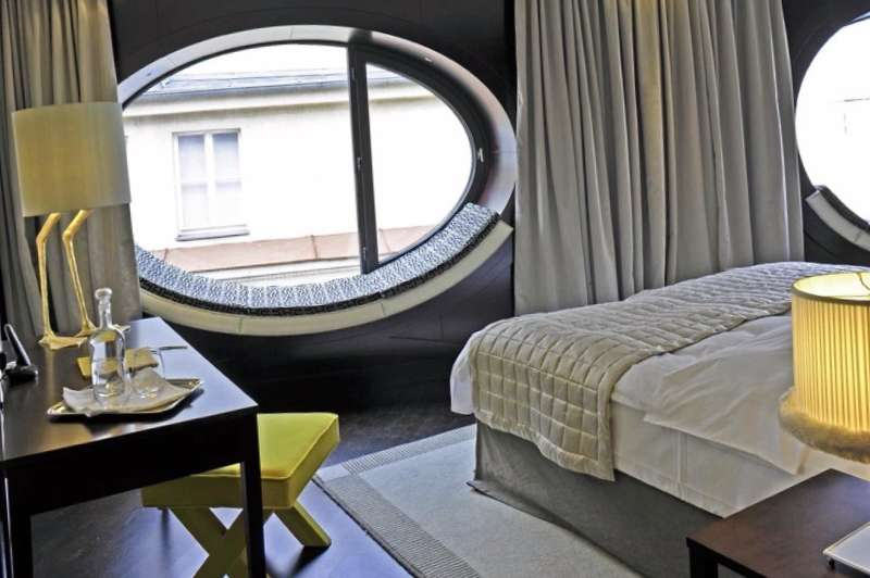 Conocer Austria y descubrir de Hotel Topazz