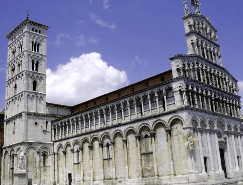 Que descubrir en Iglesia de San Michele in Foro de Lucca