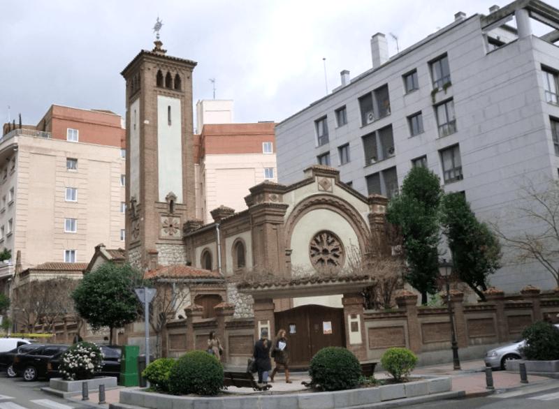 Iglesia de St. George que debemos ver