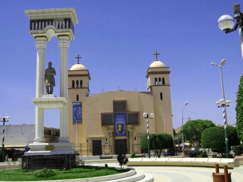 Conocer Peru y descubrir de Iglesia de Talara