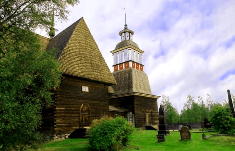Que descubrir en Iglesia vieja de Petajavesi