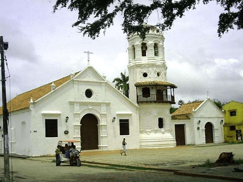 Iglesia y Convento de Mompox que visitar