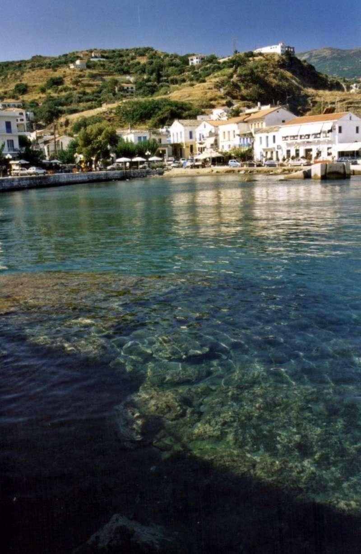 Conocer Grecia y maravillarse de Ikaria