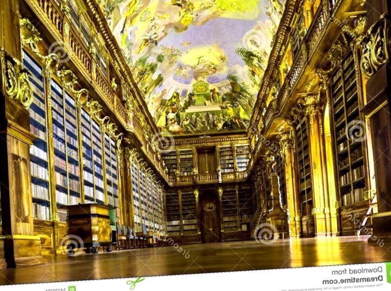 Que ver en Interior Monasterio de Strahov