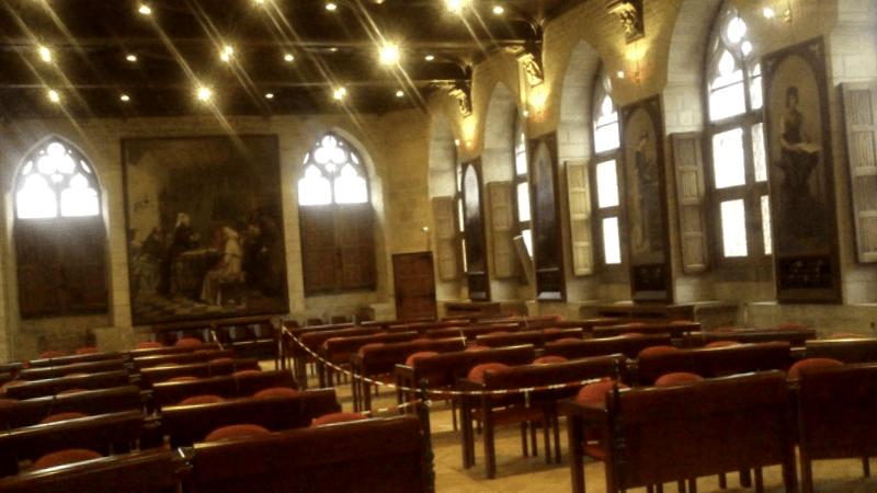 Interior del Ayuntamiento que descubrir