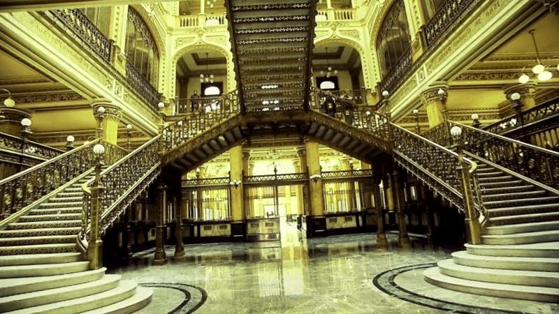 Visitar Interior del Palacio Postal
