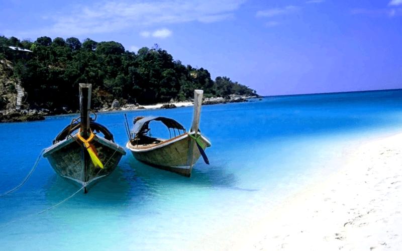 Conocer Tailandia y maravillarse de Isla de Koh Lipe