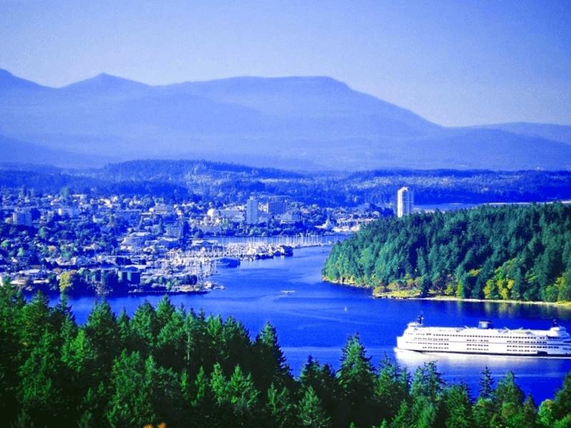 Visitar Canada y descubrir de Isla de Vancouver